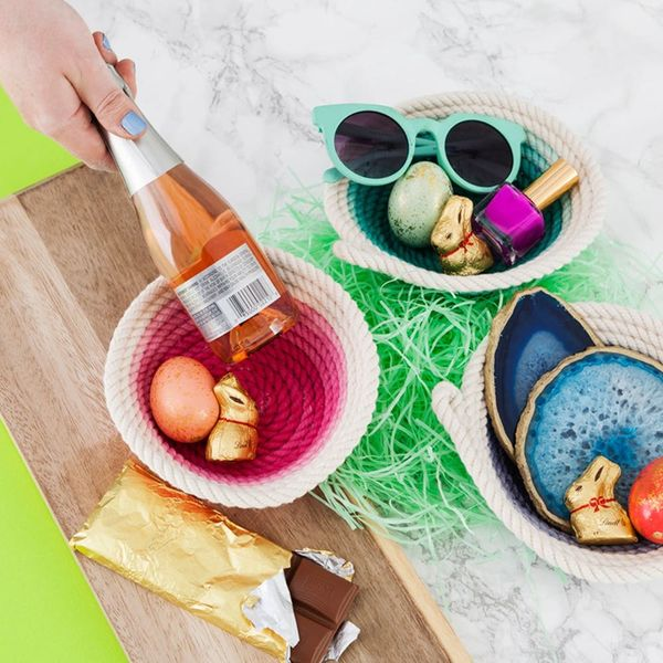 3 Creative Ways to Make Your Own Grown-up Easter Basket