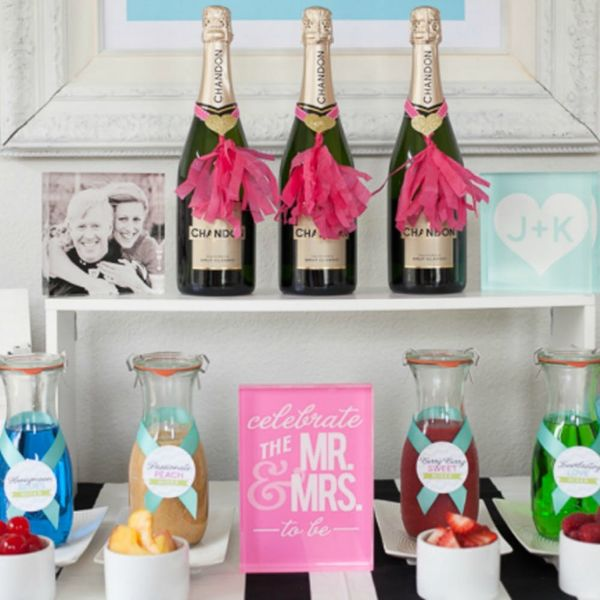 Engagement Party Ideas for the Newly Engaged Couple