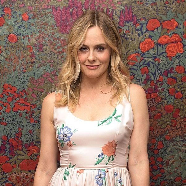 See Alicia Silverstone's Garden + 6 More Celeb DIYs of the Week