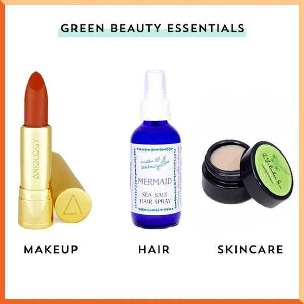These Are the Best Green Beauty Products Out There
