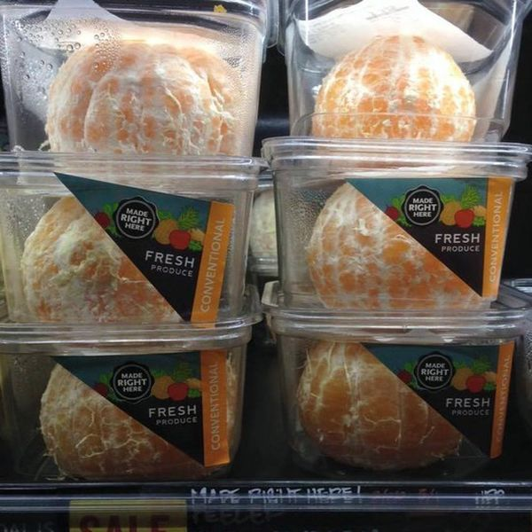 Whole Foods' New Oranges Are the Ultimate SMH Shopping Moment