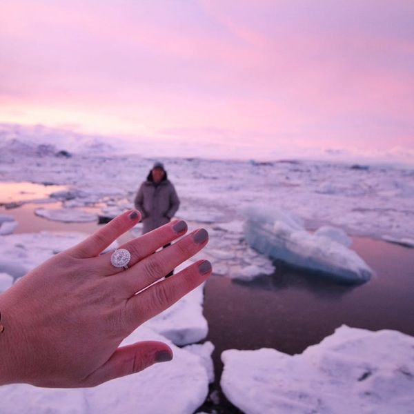 This Breathtaking Iceland Proposal Is Everything You've Dreamed Of