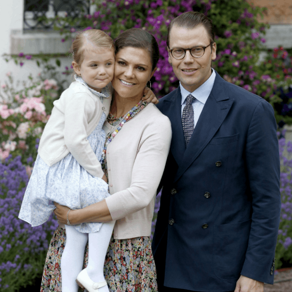 The Swedish Royal Couple Reveals the ADORABLE Name of Their New Baby Boy