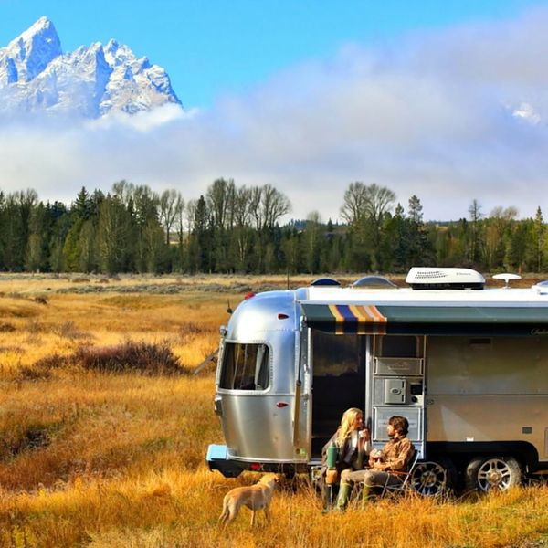 This Pendleton-Decorated Airstream Will Inspire Major Vacation Wanderlust