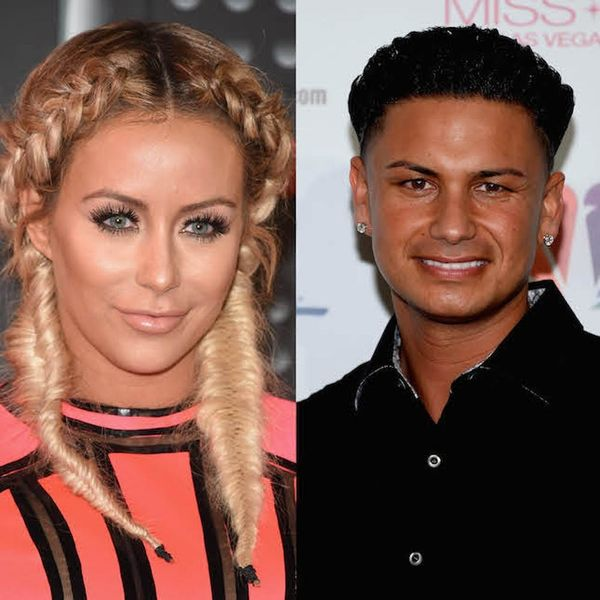 Um, Pauly D and Aubrey O'Day Are Dating + 9 Other Ways to Take It Back to 2009
