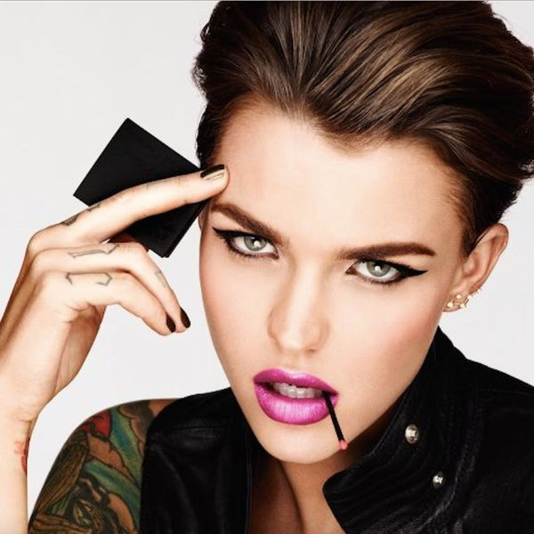 Ruby Rose and Urban Decay Are a Match Made in Makeup Heaven