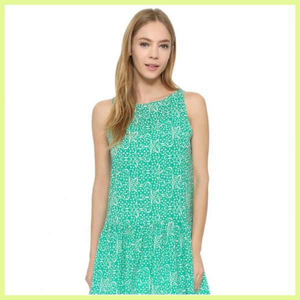 18 Green Dresses to Wear on St. Patrick's Day (+ All Spring Long)