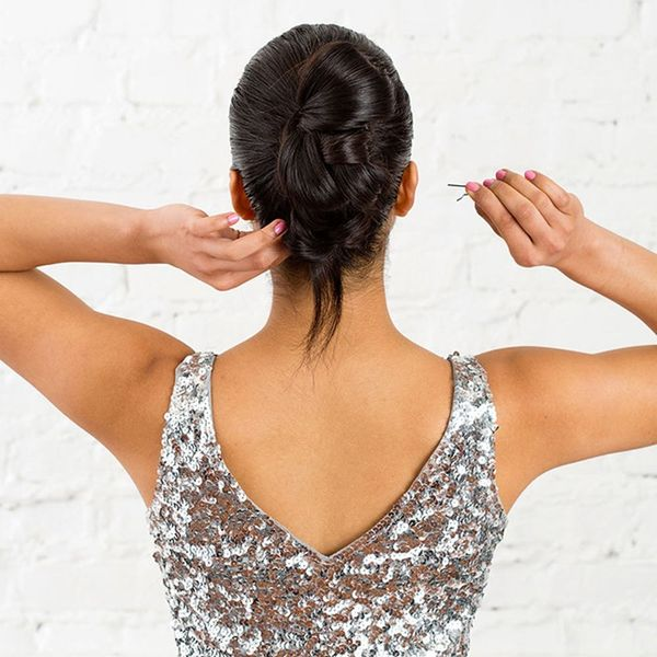 The Easy Way to Hack The Prettiest Oscars Red Carpet Hairstyle