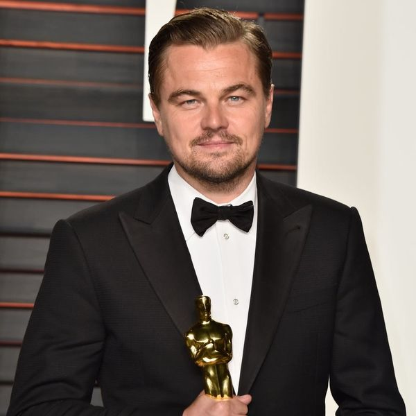 Leo Finally Won an Oscar! Here's How to Process That