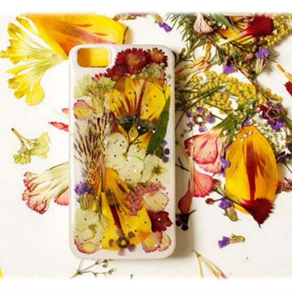 DIY Mobile Phone Cases for Spring