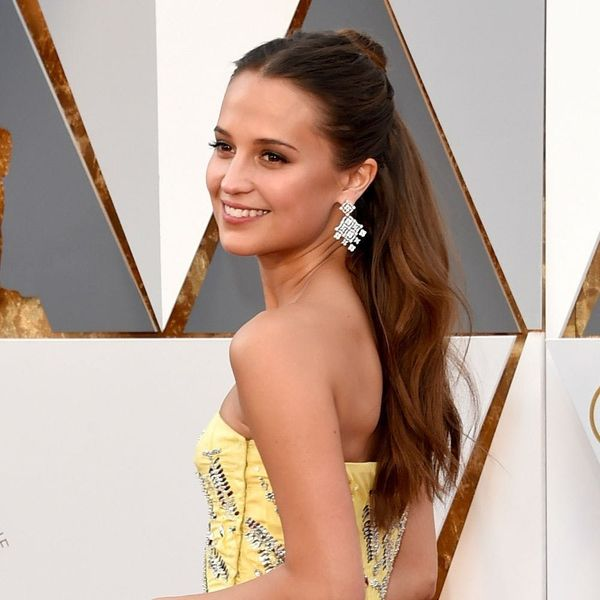 This Lazy-Girl Look Totally Has Been *Ruling* at the Oscars