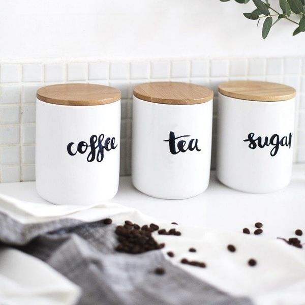 13 Storage Ideas for Coffee and Tea Lovers