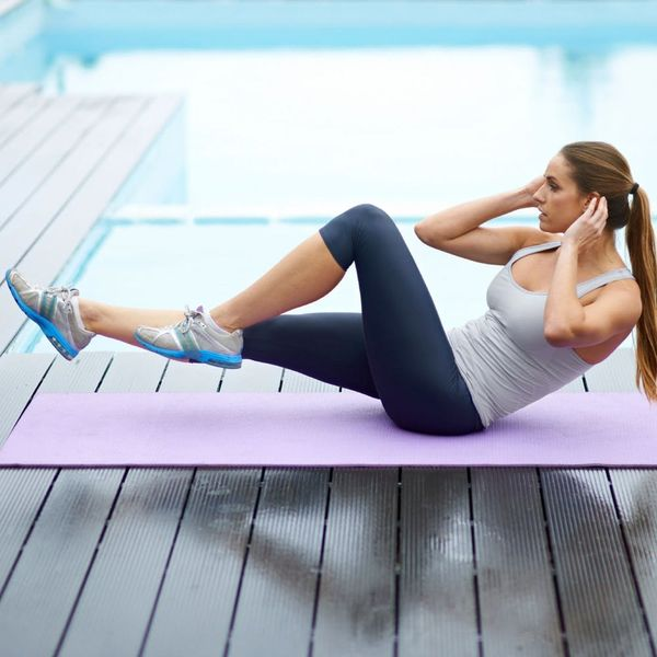 7 Pilates Routines That Will Tone Your Bod Every Day of the Week