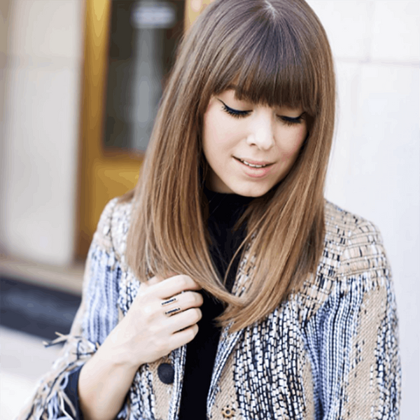 The Latest All-Over-Instagram Hairstyle Requires This 1 Hair Tool