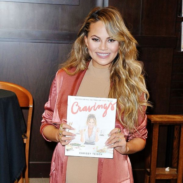 Oops! Chrissy Teigen Accidentally Left Her Number in Her New Book