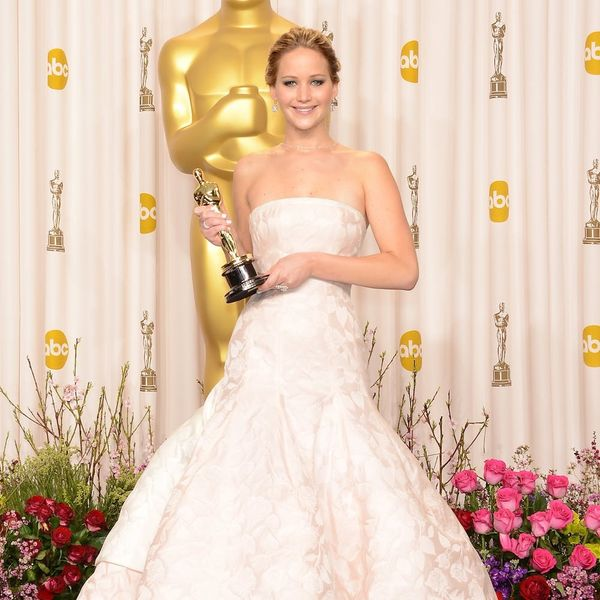 Jennifer Lawrence Has Already Made Oscars History