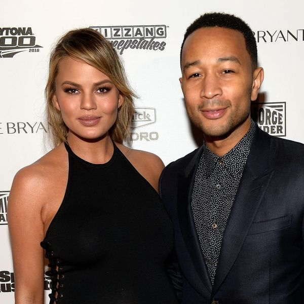 Chrissy Teigen Chose to Have a Girl for the Sweetest Reason
