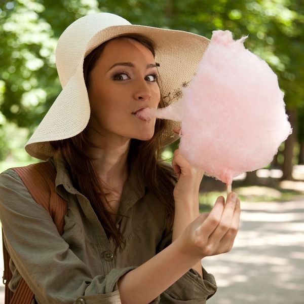 This New Use for Cotton Candy Machines Will Blow Your Mind