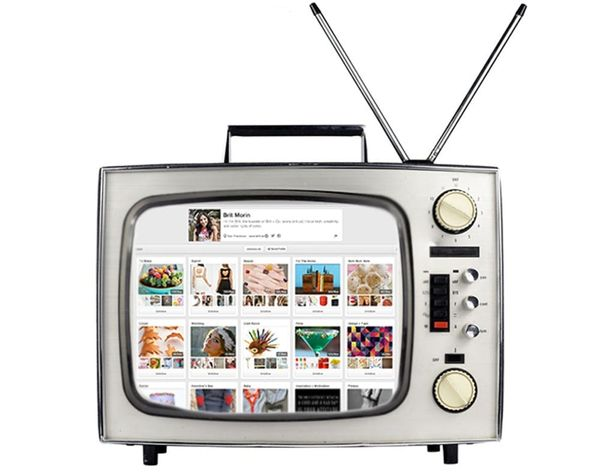 Your New Favorite TV Show Is Starring… Pinterest?!