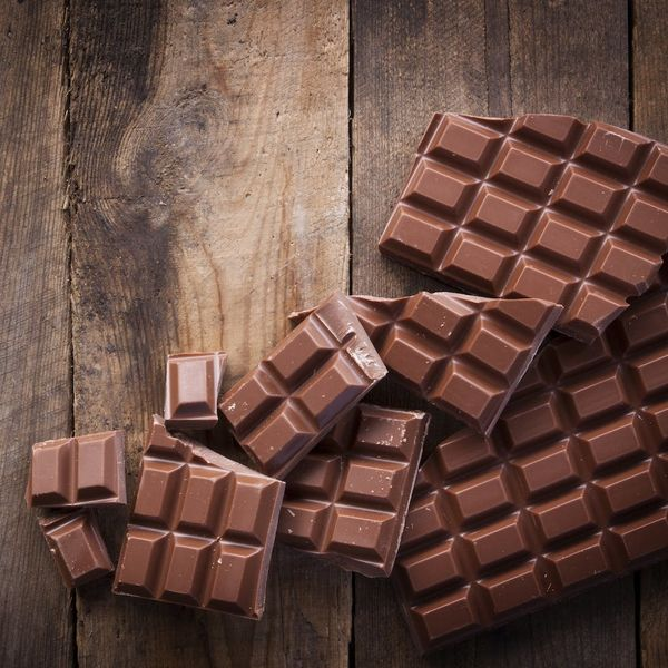 Yay! All That Chocolate You're Eating Is Making You Smarter