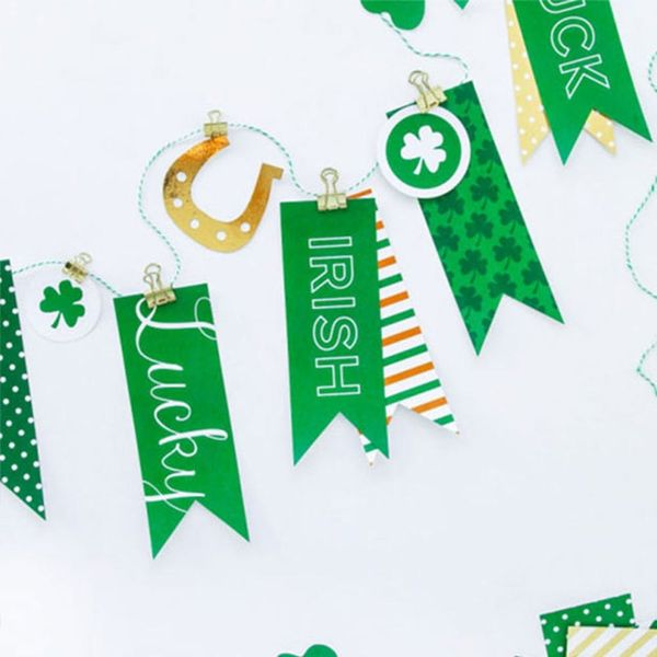 14 St. Patrick's Day Crafts to Make Now
