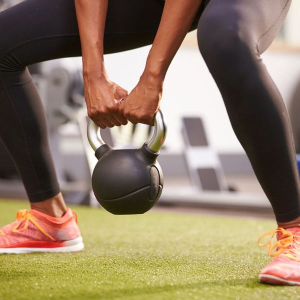 7 Kettlebell Workouts That'll Tone Your Whole Bod