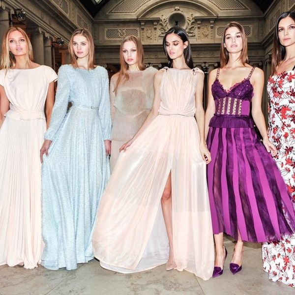 22 NYFW Wedding Dress Trends You Can Totally Wear IRL