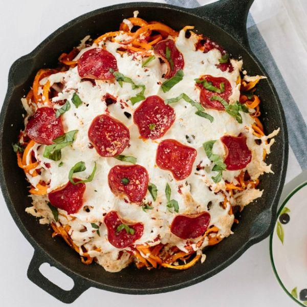11 Spiralized Recipe Hacks for Your Favorite Comfort Foods