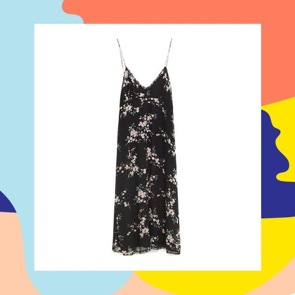This Cult '90s Dress Is Back and Lazy Girls Will Love It