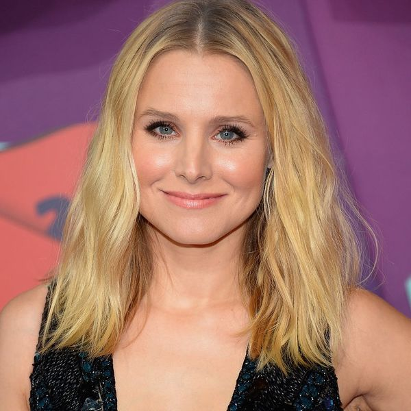 Kristen Bell Just Got an Instagram Account and We're Already Totally Obsessed