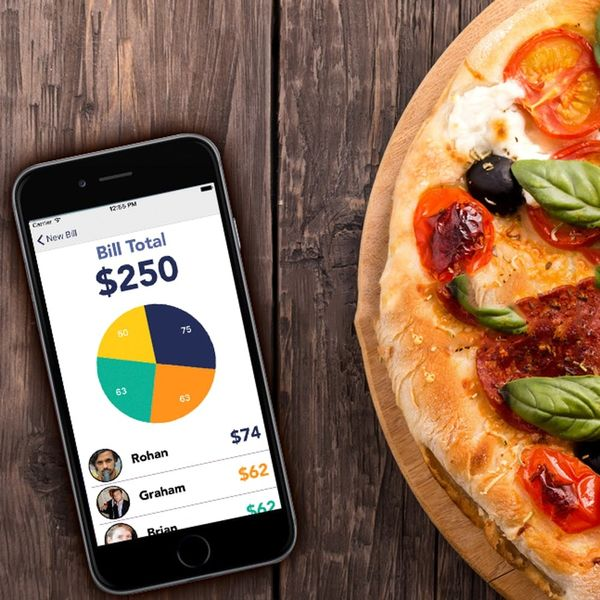 This New App Lets You Split Your Restaurant Bill According to the Wage Gap