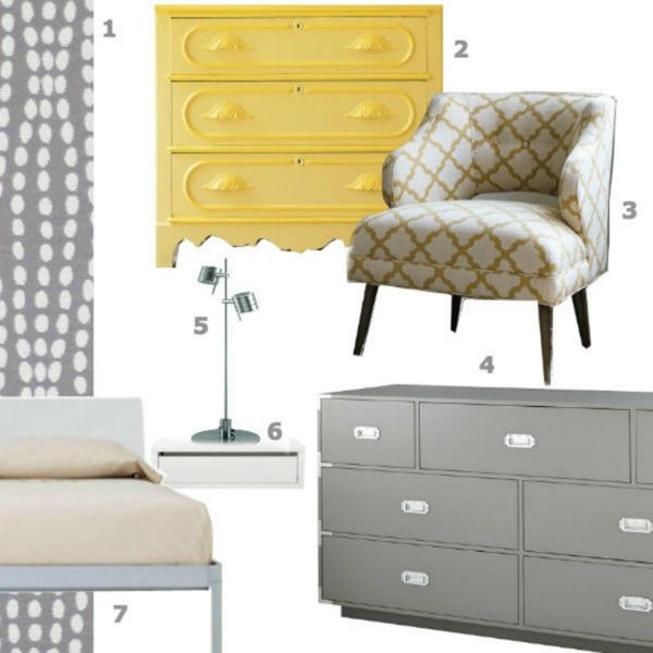A Mood Board Can Jump-Start Your Home Decor Plan