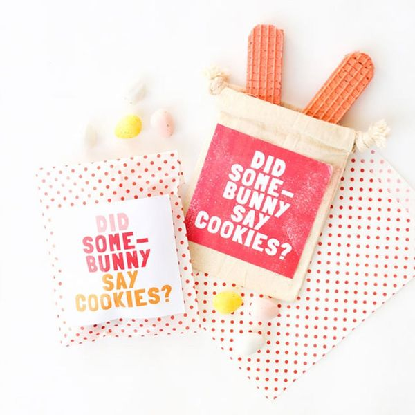 20 Modern Party Favors to DIY for Your Easter Brunch