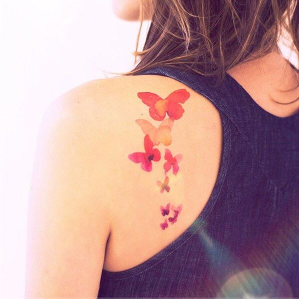 13 Temporary Tattoos You'll Want to Try This Spring