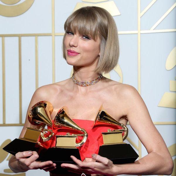 Taylor Swift's Album of the Year Acceptance Speech Was One Big Subtweet