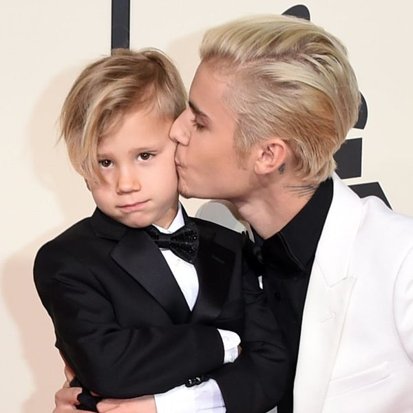 Justin Bieber's Date to The Grammys Was His Little Brother