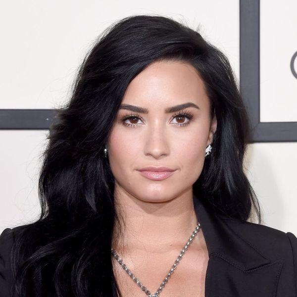 Watch Demi Lovato #Slay the Lionel Richie Grammys Tribute