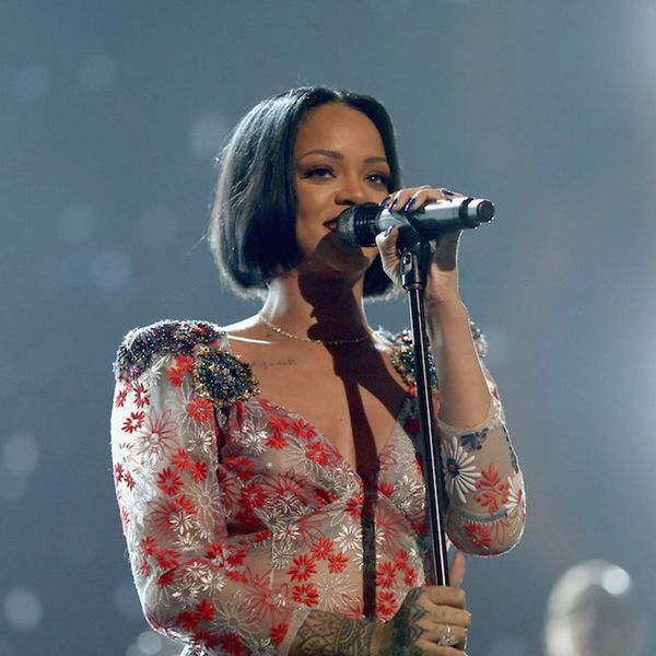Rihanna Just Cancelled Her Grammys Performance at the Last Minute