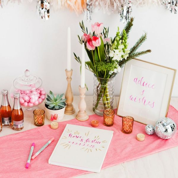 Add This Simple Project to Your List of Wedding DIYs