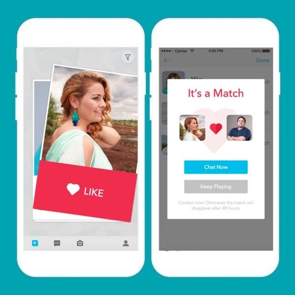 Here's Why This New Plus-Size Dating App Is So Important