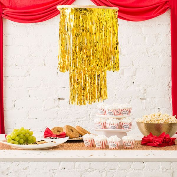 2 DIY Projects for the Best Oscars Party Ever
