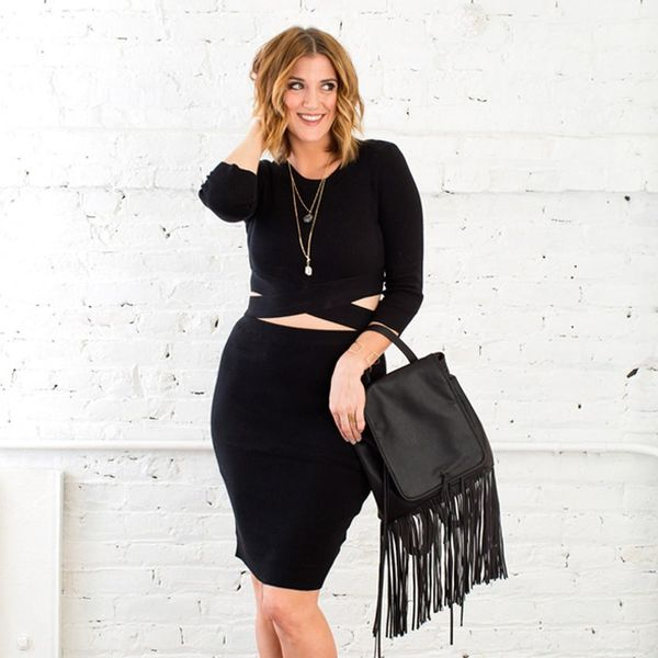 This Is the Date Night Outfit and Overnight Bag You Need for an Unexpected Sleepover!