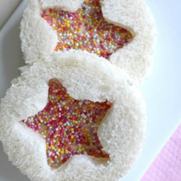 Fairy Bread — Because Everything Tastes Better With Sprinkles on Top