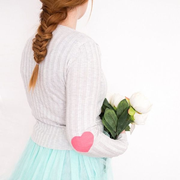 DIY This Valentine's Day Sweater in 5 Simple Steps