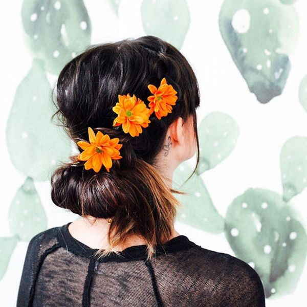 11 Messy Buns for When You Woke Up like This