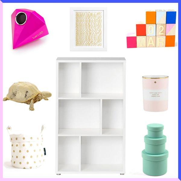 #Shelfie Resolutions: How to Style a Bookshelf 3 Ways
