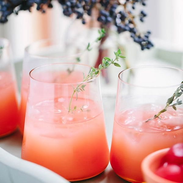 13 Pink Cocktails to Liven Up Your Galentine's Day