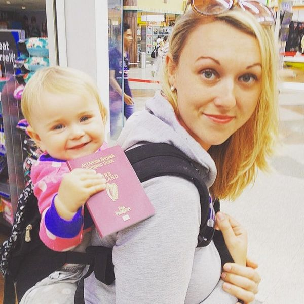 This Mom Used Her Maternity Leave to Travel the World With Her Newborn