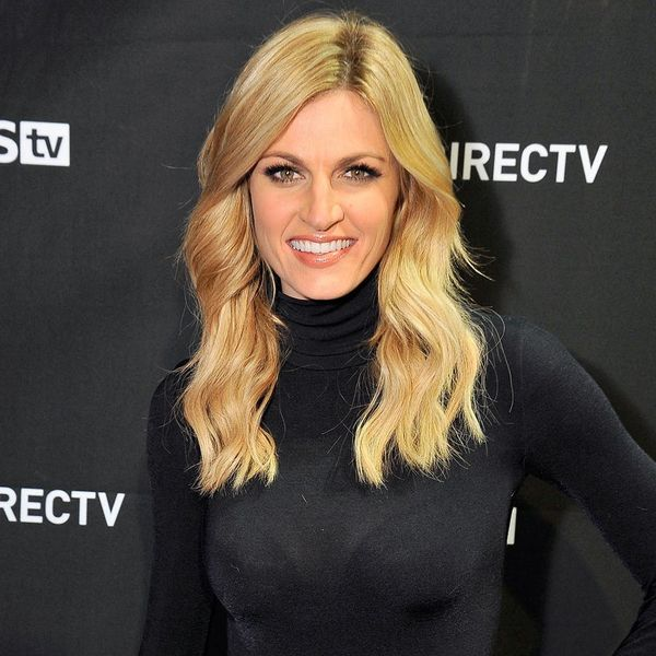 The Worst Career Advice Erin Andrews Ever Got Is Pretty Terrible