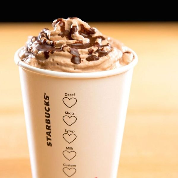 Surprise! Starbucks Just Debuted 3 New Chocolate Drinks for Valentine's